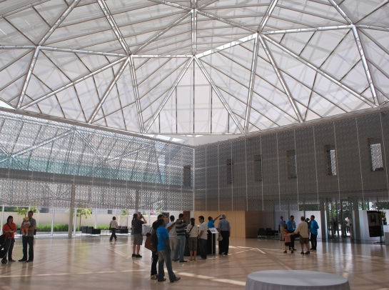Doors Open 2011 - Delegation of the Ismaili Imamat